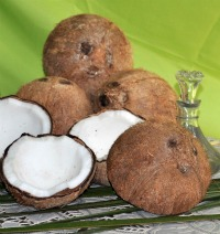 The best coconut oil is the one that smells and tastes good to you.