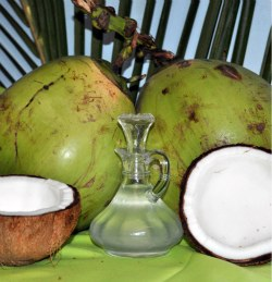 The coconut oil detox is the most potent way to cleanse your digestive system.