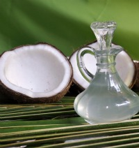 Coconut oil for hair is supreme. As far as hair oils go, no other oil can compare to coconut oil.