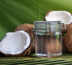 How to use coconut oil and receive the blessings from The King Oils.