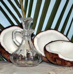 Coconut oil benefits for the hair and skin has been around for thousands of years.