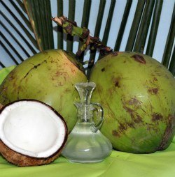 The coconut oil diet helps you lose weight and fight disease.