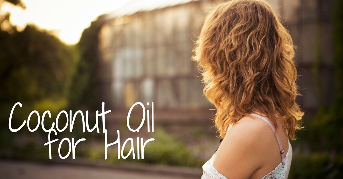 Coconut oil for hair featured image