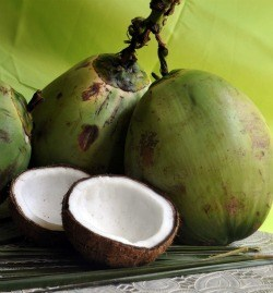 Using coconut oil for skin is as natural as it gets.